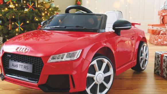 Deze lekker foute mini Audi is nu te koop bij de Lidl