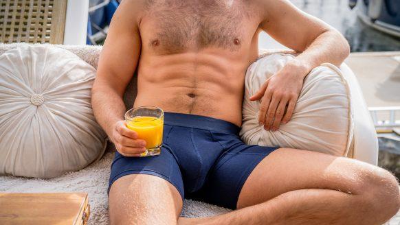 Deze fijne boxershorts houden jouw zaakje op de juiste plek