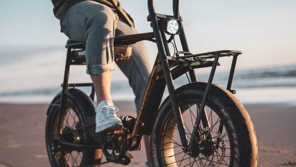 De stoerste e-bike van Nederland blaast alles en iedereen omver