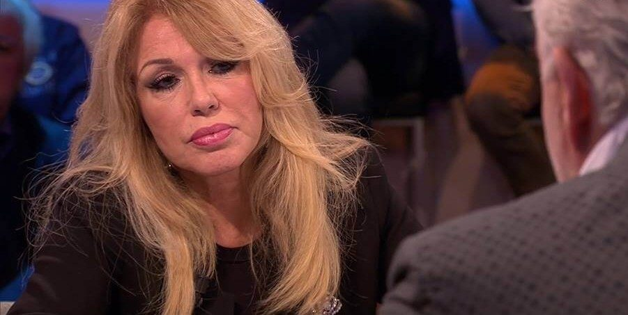 Zo zag Patricia Paay er vroeger uit
