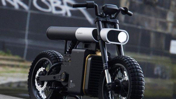Deze Wit-Russische elektrische scooter is een mini monster