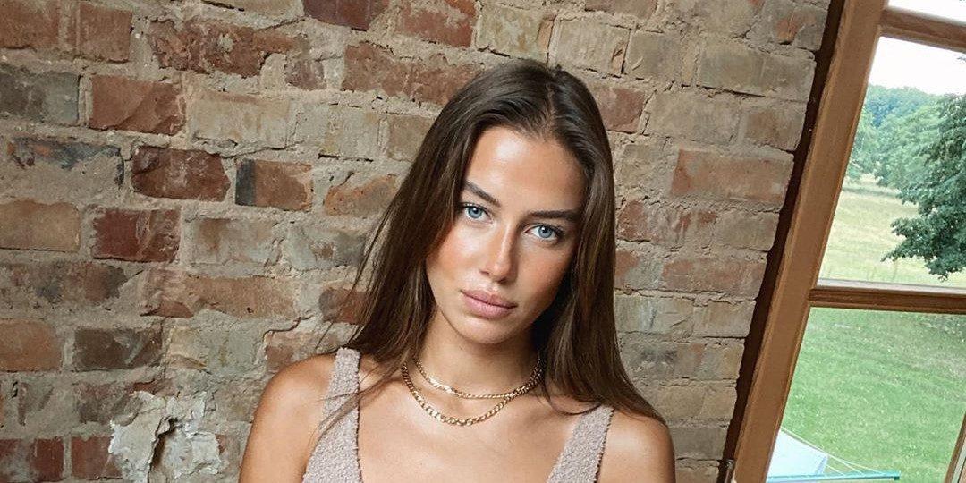 Dit 27-jarige model is de nieuwe vriendin van Brad Pitt