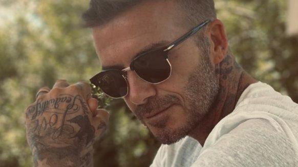 10 toffe tattoos van David Beckham (+ betekenis)
