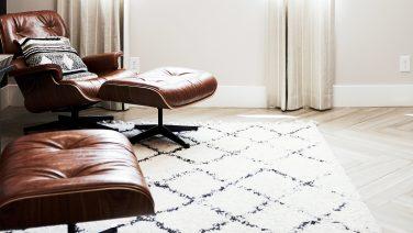 Deze 5 typen vloerkleden maken jouw woning een complete mancave oase