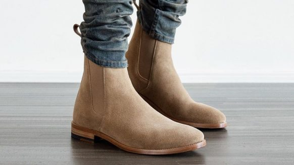 Zo combineer je chelsea boots met je outfit