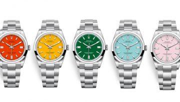 Dit is de gloednieuwe collectie Rolex horloges (2020)