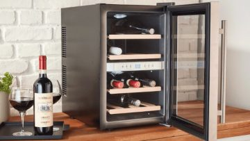 Aldi verkoopt luxe wijnkoelkast voor een spotprijs