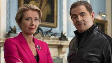 Rowan Atkinson (Mr. Bean) gaat mogelijk het extreemste karakter spelen in Peaky Blinders seizoen 6
