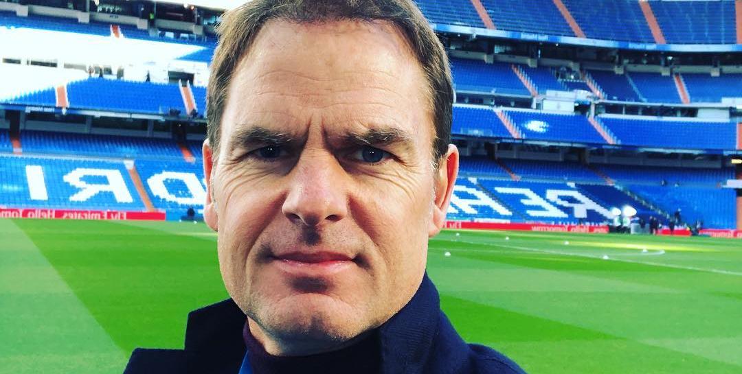 Het salaris en vermogen van de nieuwe bondscoach Frank de Boer