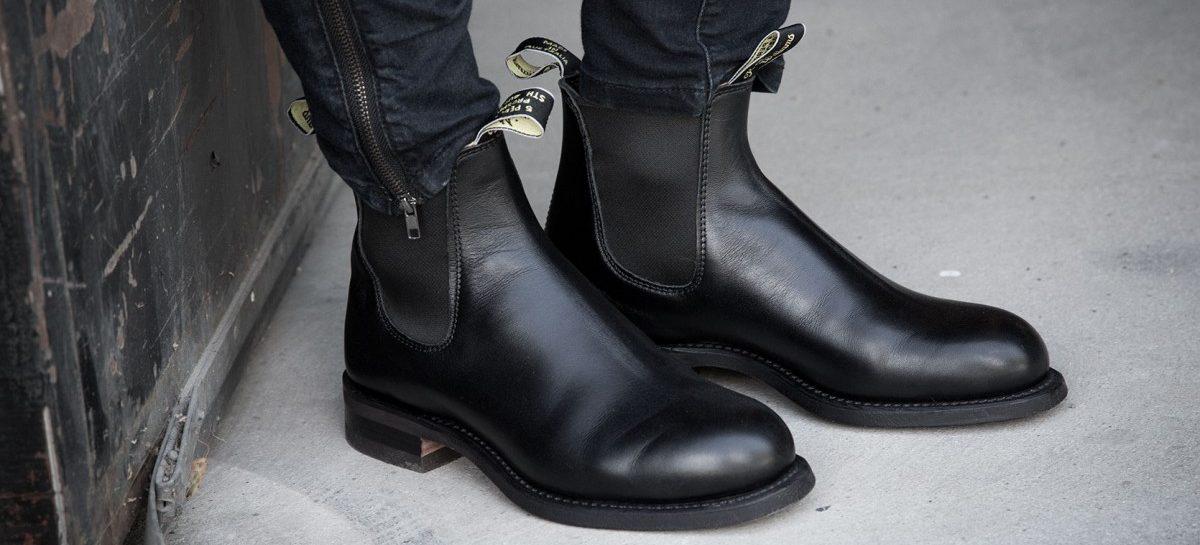 How to wear: de Chelsea boot