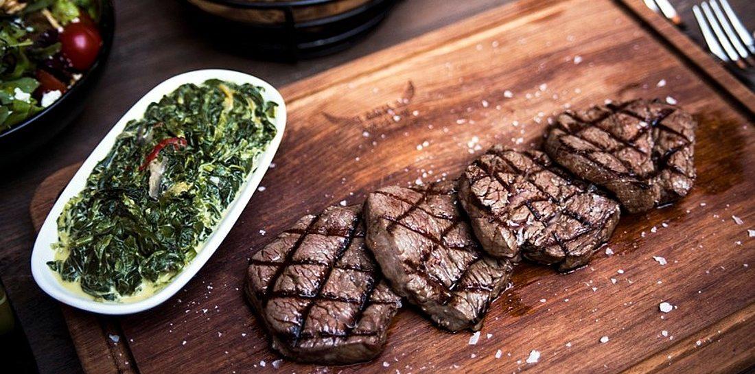 Mr Meat is het ultieme restaurant voor de mannen die gek op vlees zijn