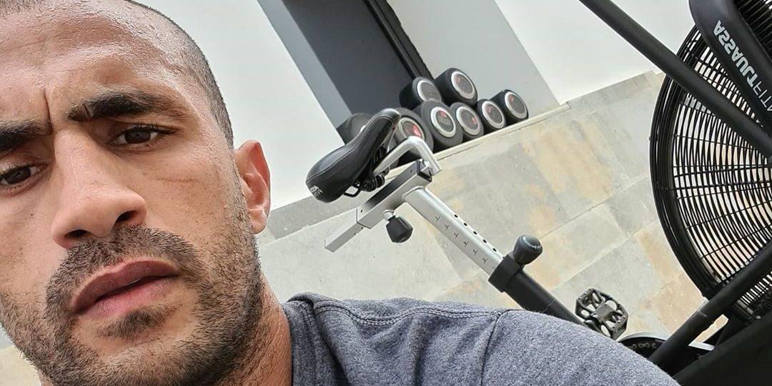 Badr Hari's trainingsvideo showt hoe angstaanjagend hard hij slaat