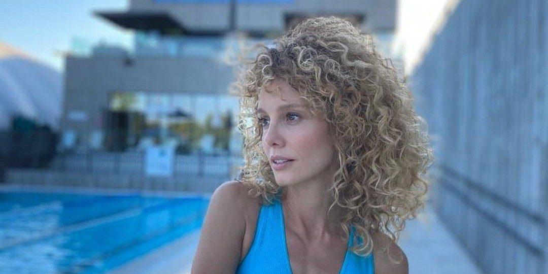 Esther Acebo (Stockholm uit La Casa de Papel) zoekt het randje op met topless foto