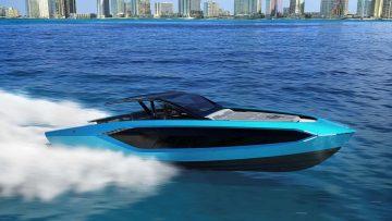 Conor McGregor legt bizar bedrag neer voor een Tecnomar Lamborghini 63 met 4000 pk