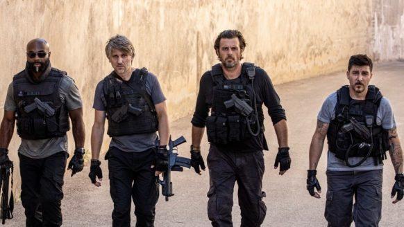 De meedogenloze actiefilm Rogue City staat binnenkort op Netflix
