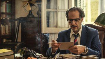 In de nieuwe Netflix serie Paranormal verdiept professor Refaat zich in duistere krachten