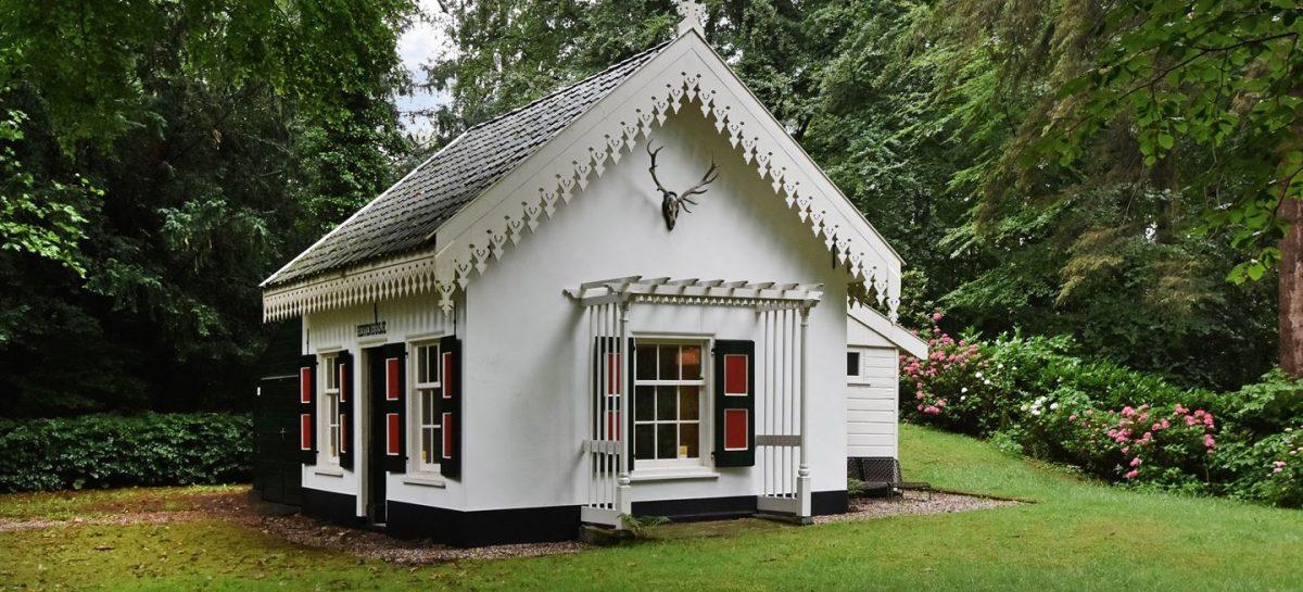 Vreemde Funda vondst: huis van 32 m2 op Landgoed Backershagen in Wassenaar