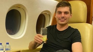 Max Verstappen verwent zichzelf met de aankoop van een luxe privéjet
