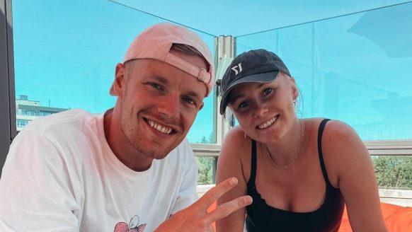 Myron Koops is de 'nieuwe' vriendin van YouTuber Enzo Knol
