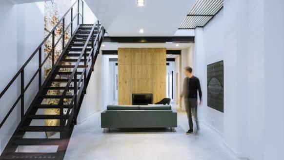 New York's loft, gewoon in Den Bosch