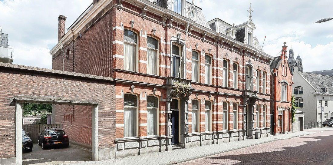 Funda parel: dit waanzinnige herenhuis is de duurste woning van Den Bosch