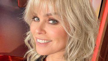 Uit de oude doos: Bridget Maasland plaatst pikante foto van zichzelf in de Playboy