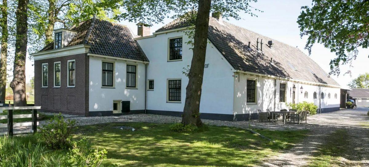 De familie Meiland heeft interesse in deze luxe woonboerderij (€2.75 miljoen)