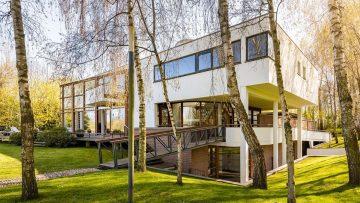 CoolCat-oprichter Roland Kahn zet zijn luxe miljoenenvilla te koop op Funda