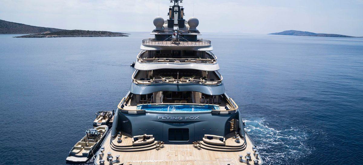 Zien: zo luxe is het €400 miljoen kostende superjacht van Jeff Bezos