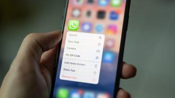 Als je de nieuwe voorwaarden van WhatsApp niet accepteert kan dat flinke gevolgen hebben