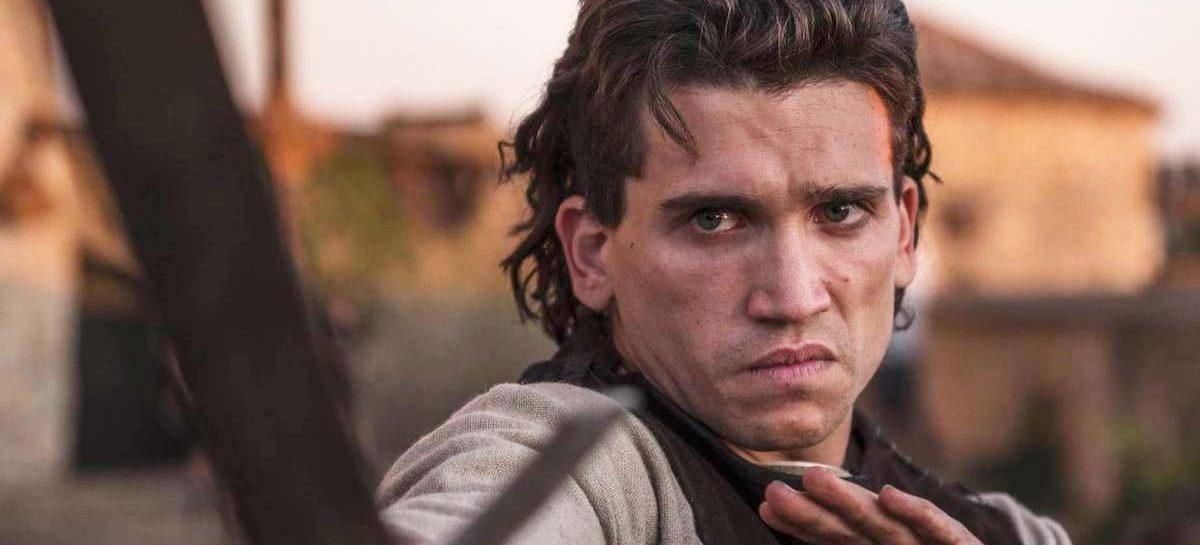 La Casa de Papel-acteur steelt de show in de Spaanse serie 'El Cid'