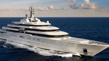 Zien: zo absurd luxe is het $1.5 miljard kostende superjacht van Roman Abramovich