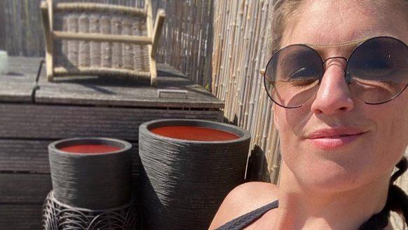 Q-Music dj Marieke Elsinga verhuurt haar Amsterdamse appartement met dakterras