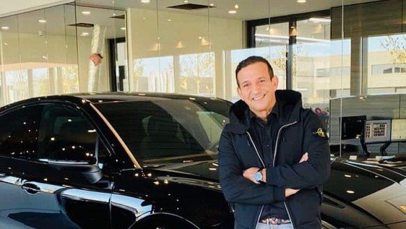 De lekker luxe auto's van liefhebber Najib Amhali