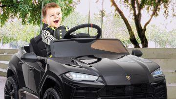 Geniaal: Bol.com verkoopt mini Lamborghini Urus voor kids