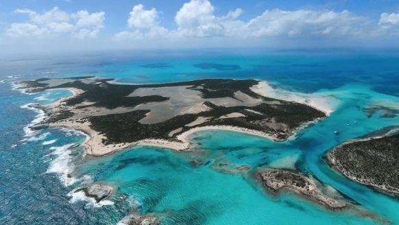 Ultieme droom: het grootste privé-eiland van de Bahama's staat nu te koop