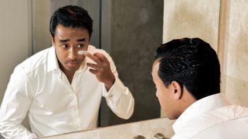 Dé 4 stappen van gezichtsverzorging voor mannen