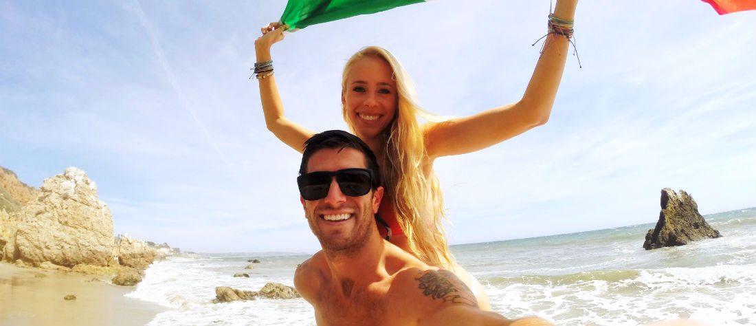 Koppel reist 7 maanden de wereld over voor 8000 dollar