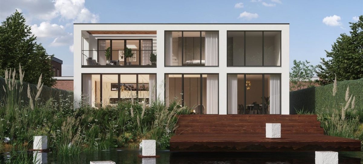 Funda parel: Amsterdamse miljoenenvilla met binnenzwembad, bioscoop, gym én parkeerlift