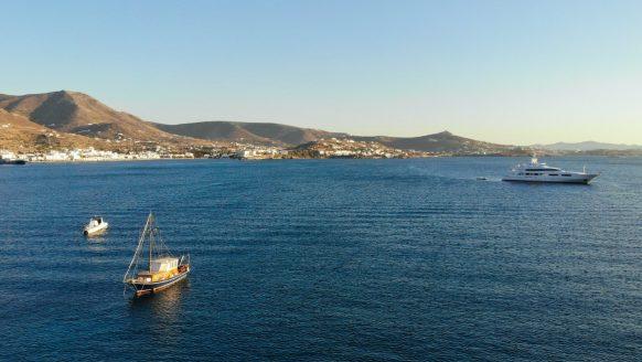Paros is verkozen tot 'het mooiste eiland van Europa'