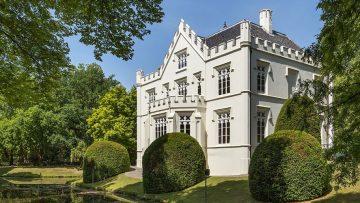 Dit enorme Nederlandse kasteel staat nu gewoon te koop op Funda