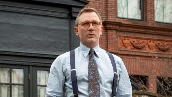 Dit bizarre salaris verdient Daniel Craig per Knives Out-film