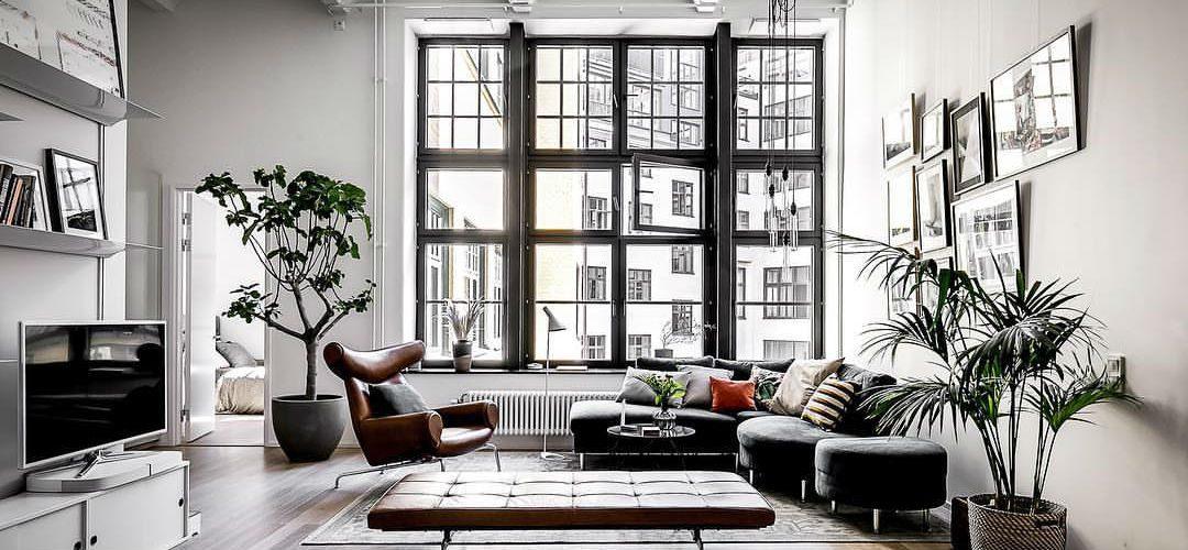 De beste kleurencombinaties voor een echt mannen interieur