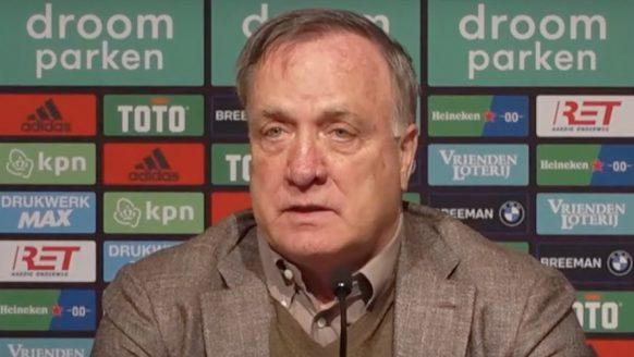 Het salaris en vermogen van voetbaltrainer Dick Advocaat