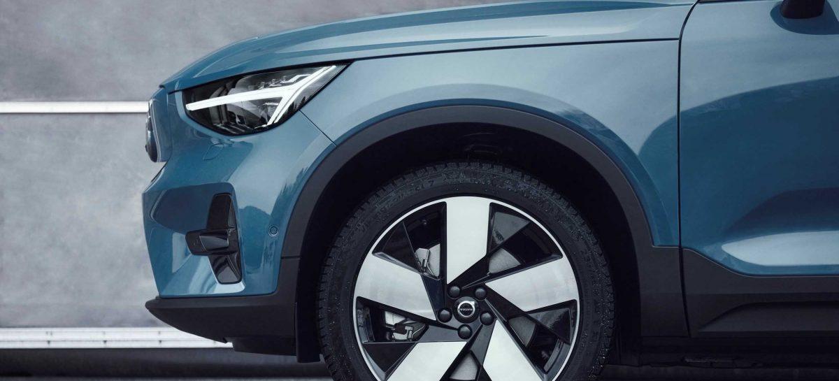 Deze nieuwe Volvo is dé elektrische auto voor in de stad
