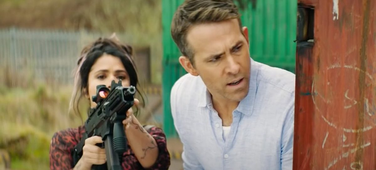 De langverwachte trailer van Hitman's Wife's Bodyguard is nu te zien