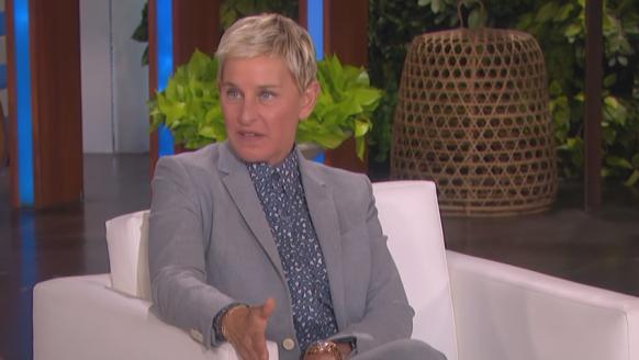 Het salaris en vermogen van talkshowhost Ellen DeGeneres