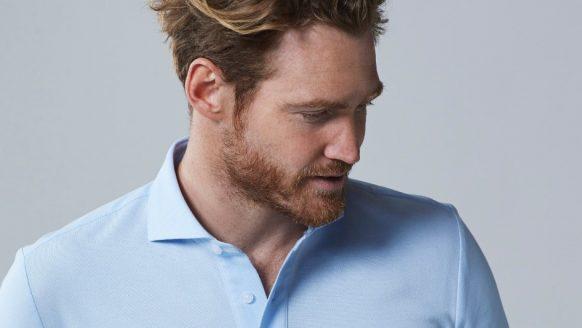 Nederlands shirtmerk komt met de perfecte polo voor de lente