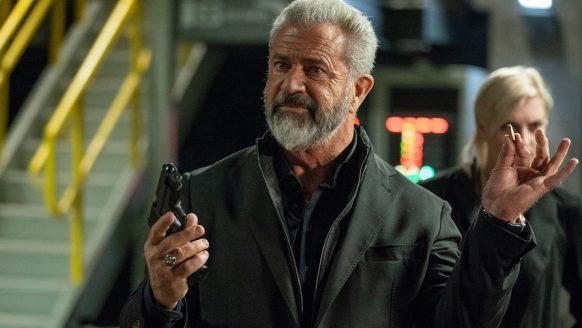 De harde actiefilm 'Boss Level' met Mel Gibson is vanaf nu thuis te zien