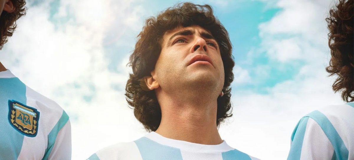 'Maradona: Blessed Dreams' is een nieuwe serie over het leven de legendarische voetballer